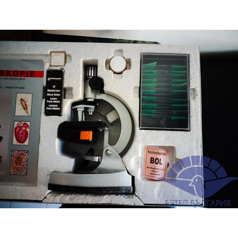 Електронен микроскоп за деца