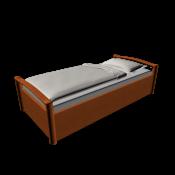 За спалнята